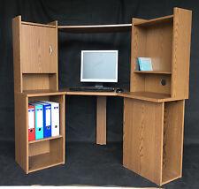 Schreibtisch eiche rustikal ebay for Schreibtisch rustikal