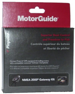MotorGuide Xi Trolling Motor NMEA 2000 Pinpoint GPS Gateway Kit Cable Adapter