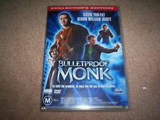 BULLETPROOF MONK DVD CHOW YUN FAT MARTIAL ARTS MOVIE LIKE NEW WATCHED ONCE