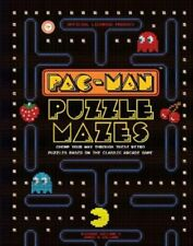 PAC-MAN Puzzle Mazes Chomp your way through these retro puzzles... 9781787392915