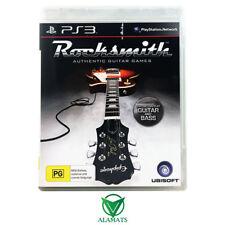 Rocksmith (PS3) Very Good - Music - Fast Post - Region Free