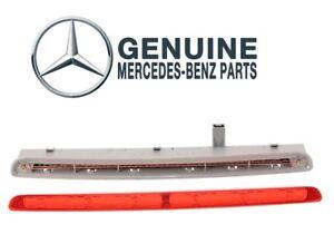 For Rear Center High Mount Stop Third Brake Light Genuine For Mercedes C215 C216