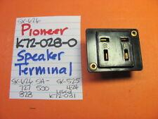 PIONEER K72-028-0 SPEAKER JACK SX-626 SX-727 SX-828 RECEIVER SA-500 AMPLIFIER