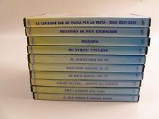 LOTTO 10 DVD MUSICARELLI DEL CINEMA ITALIANO LITTLE TONY MORANDI BOBBY SOLO