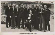 1940. The 'Brown' Brothers, Bristol  CB.634
