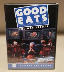 Good Eats With Alton Brown: Holiday Treats Takeout Collection DVD NEW