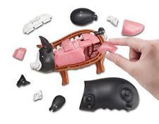 MEGAHOUSE Special Pig Puzzle Yakiniku Tonkatsu 3D puzzle Japan free ship