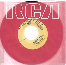 Eurythmics, Missionary Man; Promo 45