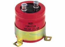 MSD Ignition 8830 Noise Filter Capacitor Plastic Red MSD