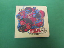 Soulville: Soul Stuff For Kids Of All Ages On Audio CD Brand New 8357