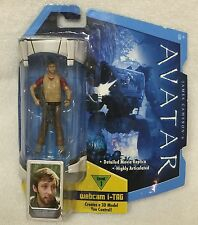 James Cameron's Avatar Movie Norm Spellman Webcam i-Tag Level 1 Figure