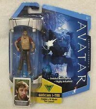 James Cameron's Avatar Movie Norm Spellman Webcam i-Tag Level 1 Figure