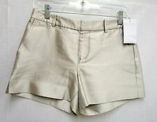 RALPH LAUREN NWT Silk Cotton SHORTS SZ 2 RT $325