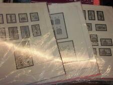 SAFE - DUAL  DDR 1986+1987 komplett Vordruckblätter, wie Neu (1336)