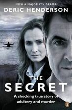 The Secret by Henderson, Deric, Acceptable Used Book (Paperback) FREE & FAST Del