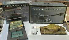 RARE Forces Of Valor 1:16 Scale WWII German Tiger Tank Diecast Metal Model