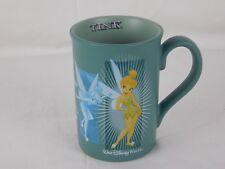 DISNEY TINKERBELL COFFEE MUG GREEN