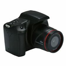 USA Digital SLR Camera 2.4'' TFT LCD Screen 1080P 16X Zoom Anti-shake Outdoor