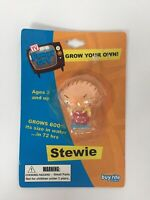 New In Package Family Guy Figure Stewie Grow Your Own In Water