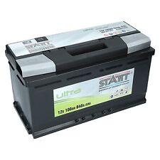 Autobatterie 100Ah Extreme Ultra SMF +30% mehr Startleistung PREMIUM BATTERIE