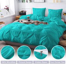 Comfort Duvet Cover Comforter Covers Bed Bedding W/ Pillowcase Set Queen King Us