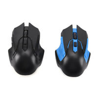 Optical 3200DPI Wireless Gaming Mouse Professional USB ReceiverGamer MouseMic Pf