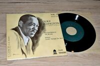 "DUKE ELLINGTONE vol. 1   DSEQ 428 rare Italy JAZZ EP 7"" unplayed!"