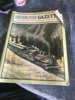 Magazine~Narrow Gauge and Short Line Gazette~Nov/Dec 1986~Logging,Lumber