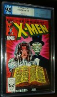 UNCANNY X-MEN #179 1984 Marvel Comics PGX 9.8 NM-M
