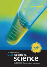 The Essentials of GCSE OCR Additional Science for Specification A (Twenty First