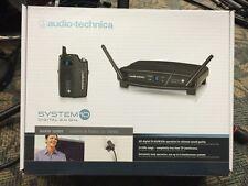 Audio Technica ATW-1101/L Wireless Lavalier Microphone ATW-1101L ATW1101L