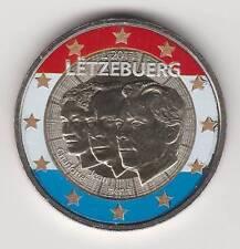 --- 2011 - 2 EURO C0ULEUR --- LUXEMBOURG / JEAN LIEUTENANT-REPRESENTANT