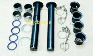Jcb Pin Bush - Repair Kit For Rear Bucket With Grease Seals (Part No 809/00129)