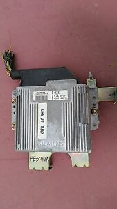 FORD FESTIVA WB 1994 - 97 ECU COMPUTER K37018881A GOOD USED CONDITION