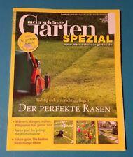 mein schöner Garten SPEZIAL der perfekte Rasen   ungelesen  1A  abs. Top