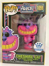 Disney Funko Pop! Alice In Wonderland - Cheshire Cat Blacklight #1059 Vinyl