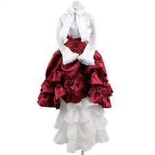 [wamami] 109# Vampire Dress/Clothes/Suit/Outfit For 1/3 SD DOD AOD BJD Dollfie
