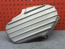 2006 06 Triumph Bonneville America front sprocket engine cover