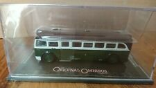 Corgi 41002 AEC 4Q4 Bus London Passenger (Wartime) Ltd Edition No. 0001 of 6600