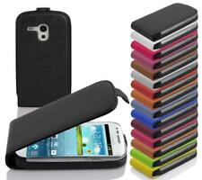 Flip Cover for Samsung Galaxy Protection Smart Phone Case Structured