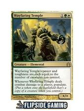 4x Wayfaring Temple (Return to Ravnica) SP or Better Mtg ~Flipside2~