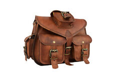 Leather Messenger Bag Women Handbags Satchel Purse Wallet Crossbody Sling Bags