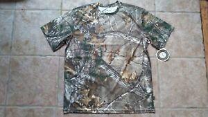 Men's/Womens Cabela's Performance Short sleeve tee shirt New Lg