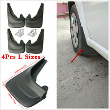 4PCS 36x24cm Car Truck Accessories Mud Flaps Splash Guards Fender Mudguard ABS