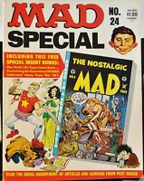 Mad Special #24 includes Insert #6, E.C. Publications - 1977, $1.00 - FN
