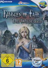 Adivinanzas OF FATE - Die Wilde CAZA PC NUEVO + emb.orig