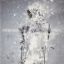 Massive Attack ‎CD 100th Window - Europe (M/EX+)