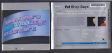 Pet Shop Boys In Concert 1998 Mega Rare Hong Kong 2x VCD Video FCS6862