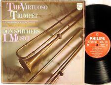 PHILIPS Virtuoso Trumpet SMITHERS Italian Baroque Concertos I MUSICI 6500 304 NM