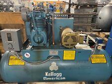 Kellogg American Air Compressor 5hp